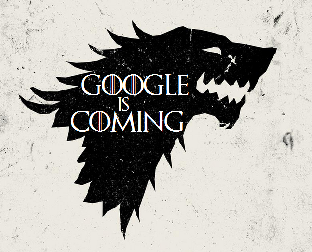 google is coming