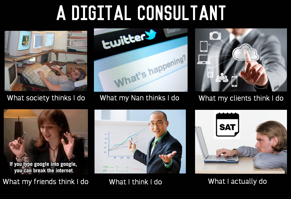 Being A Digital Consultant