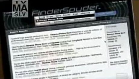 Finder-Spyder