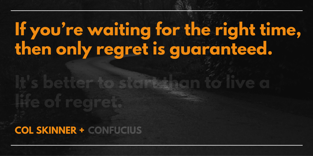 regret guarentted