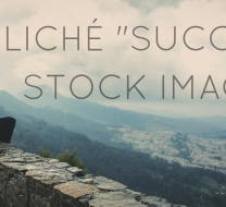 "CLICHÉ ""SUCCESS"" STOCK IMAGE"
